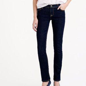 J. Crew matchstick jeans size 26